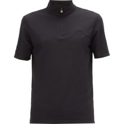 Iffley Road - Sidmouth Piqué T-shirt - Mens - Black found on Bargain Bro Philippines from MATCHESFASHION.COM - AU for $74.54