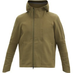 Descente Allterrain - Crescent Hooded Technical-knit Jacket - Mens - Khaki found on Bargain Bro Philippines from Matches Global for $410.00