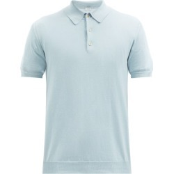 Caruso - Polo en jersey de soie mélangée found on MODAPINS from matchesfashion.com fr for USD $495.30