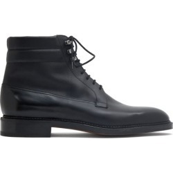 John Lobb - Bottes en cuir Alder found on Bargain Bro from matchesfashion.com fr for USD $1,561.04
