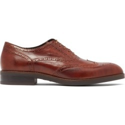 Paul Smith - Fremont Leather Brogues - Mens - Brown found on Bargain Bro UK from Matches UK