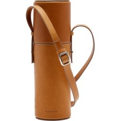 Jil Sander - Leather Flask Case - Tan found on Bargain Bro UK from Matches UK