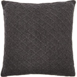 Allude - Coussin en maille torsadée de cachemire found on MODAPINS from matchesfashion.com fr for USD $243.10