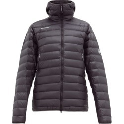 Mammut Delta X - Broad Peak Pro Down-filled Hooded Jacket - Mens - Black found on Bargain Bro India from MATCHESFASHION.COM - AU for $277.80
