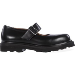 Marni - Trek-sole Leather Mary Jane Shoes - Womens - Black found on Bargain Bro UK from Matches UK