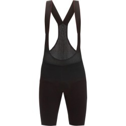 Ashmei - Logo-print Bib Shorts - Mens - Black found on Bargain Bro Philippines from MATCHESFASHION.COM - AU for $194.51