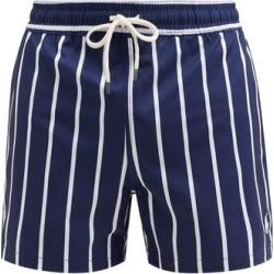Polo Ralph Lauren - Traveller Striped Swim Shorts - Mens - Blue White found on Bargain Bro UK from Matches UK