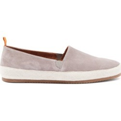 Mulo - Espadrilles en daim found on Bargain Bro India from matchesfashion.com fr for $185.90