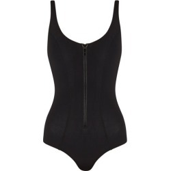 Lisa Marie Fernandez - Jasmine Bonded Swimsuit - Womens - Black found on MODAPINS from Matches UK for USD $279.89