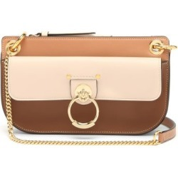 Chloé - Tess Mini Leather Cross-body Bag - Womens - Tan Multi found on Bargain Bro UK from Matches UK