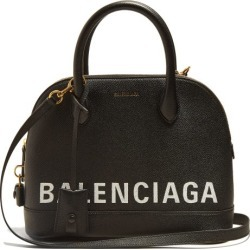 Balenciaga - Ville Top Handle S Bag - Womens - Black White found on Bargain Bro UK from Matches UK