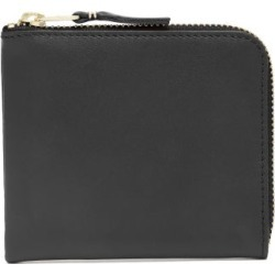 Comme Des Garçons Wallet - Classic Zipped Leather Wallet - Womens - Black found on MODAPINS from MATCHESFASHION.COM - AU for USD $65.02