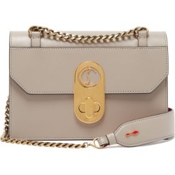 Christian Louboutin - Elisa Small Leather Cross-body Bag - Womens - Grey found on Bargain Bro Philippines from Matches Global for $2050.00