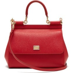 Dolce & Gabbana - Sac bandoulière en cuir Sicily small found on Bargain Bro Philippines from matchesfashion.com fr for $2145.00