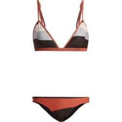 Haight - River Sore-print Triangle Bikini - Womens - Multi found on Bargain Bro UK from Matches UK