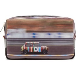 Paul Smith - Mini-print Canvas Wash Bag - Mens - Multi found on Bargain Bro UK from Matches UK