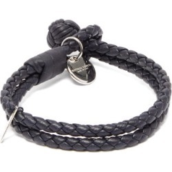 Bottega Veneta - Bracelet double en cuir