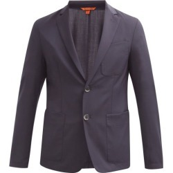 Barena Venezia - Borgo Single-breasted Tropical-wool Blazer - Mens - Navy found on MODAPINS from Matches UK for USD $580.35