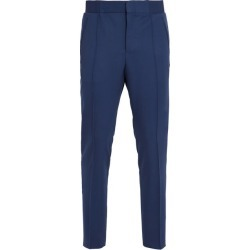Berluti - Straight Leg Wool Trousers - Mens - Navy found on MODAPINS from MATCHESFASHION.COM - AU for USD $997.88