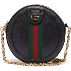 Gucci - Ophidia Leather Cross-body Bag - Womens - Black found on Bargain Bro from MATCHESFASHION.COM - AU for USD $1,338.41