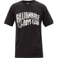 Billionaire Boys Club - Logo-print Cotton-jersey T-shirt - Mens - Black found on MODAPINS from Matches UK for USD $103.74
