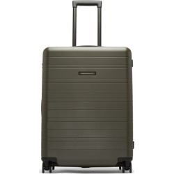 Horizn Studios - H6 Smart Medium Hardshell Check-in Suitcase - Womens - Dark Green found on MODAPINS from MATCHESFASHION.COM - AU for USD $401.10