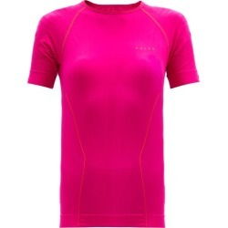 Falke - Logo-print Stretch-jersey Thermal Top - Womens - Dark Pink found on Bargain Bro Philippines from MATCHESFASHION.COM - AU for $50.69