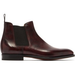 John Lobb - Bottes chelsea en cuir Lawry found on Bargain Bro Philippines from matchesfashion.com fr for $1989.00