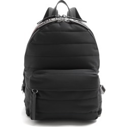 Moncler - Logo Quilted Backpack - Mens - Black Multi found on Bargain Bro UK from Matches UK