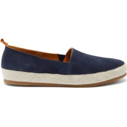 Mulo - Espadrilles en daim found on Bargain Bro Philippines from matchesfashion.com fr for $185.90