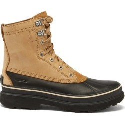 Sorel - Bottes en nubuck imperméable Caribou Storm found on Bargain Bro Philippines from matchesfashion.com fr for $252.20
