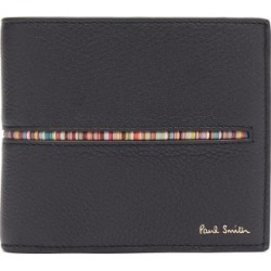 Paul Smith - Signature-stripe Leather Bi-fold Wallet - Mens - Black found on Bargain Bro UK from Matches UK