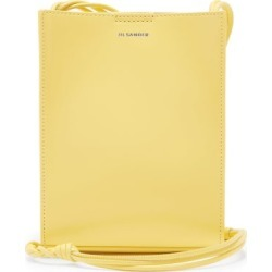 Jil Sander - Tangle Small Braided-strap Leather Cross-body Bag - Womens - Yellow found on Bargain Bro UK from Matches UK