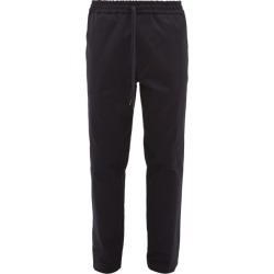 Barena Venezia - Cosma Elasticated-waist Cotton-twill Trousers - Mens - Navy found on MODAPINS from Matches UK for USD $219.35