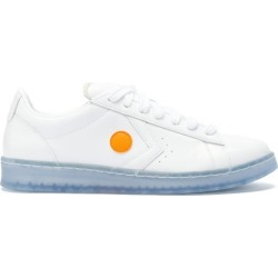Converse - Pro Leather Ox Trainers - Mens - White found on Bargain Bro UK from Matches UK