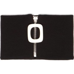 JW Anderson - Merino Wool Neckband - Mens - Black found on MODAPINS from Matches UK for USD $164.00