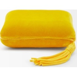Sophie Bille Brahe - Small Velvet Jewellery Box - Womens - Yellow found on Bargain Bro UK from Matches UK