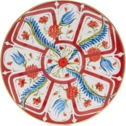 Laboratorio Paravicini - Assiette à dessert en céramique Izmir