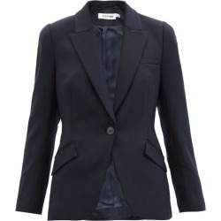 Cefinn - Veste en sergé à boutonnage simple Josephine found on Bargain Bro India from matchesfashion.com fr for $603.20