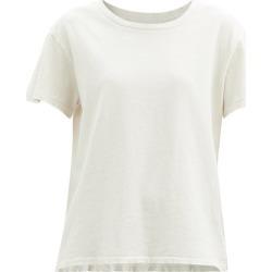 Nili Lotan - T-shirt en jersey de coton effet vieilli Brady found on MODAPINS from matchesfashion.com fr for USD $227.50