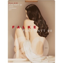 Falke - Pure Matte 20 Denier Tights - Womens - Nude found on Bargain Bro from Matches Global for USD $9.12