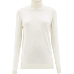 Raey - Roll-neck Cashmere Sweater - Womens - Ivory found on Bargain Bro India from Matches Global for $241.00