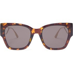 Dior Eyewear - 30montaigne Cd-logo Tortoiseshell Sunglasses - Womens - Tortoiseshell found on Bargain Bro UK from Matches UK