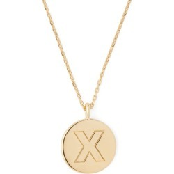 Theodora Warre - X-charm Gold-plated Necklace - Womens - Gold found on Bargain Bro from Matches UK for £93