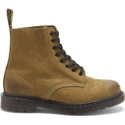 Dr. Martens - 1460 Pascal Suede Boots - Mens - Olive Green found on MODAPINS from Matches UK for USD $262.81