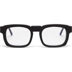 Kuboraum - Lunettes carrées en acétate found on MODAPINS from matchesfashion.com fr for USD $417.30
