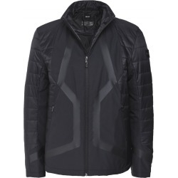 BOSS Water-Repellent J Mera Jacket Colour: Black found on Bargain Bro UK from Atterley