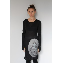 Window Dressing The Soul- Samurai Lady Dress found on MODAPINS from Atterley for USD $107.35