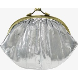 Granny Purse Silver Metallic found on MODAPINS from Atterley for USD $47.56