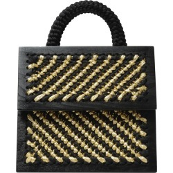 Striped Copa Purse found on MODAPINS from Atterley for USD $749.42